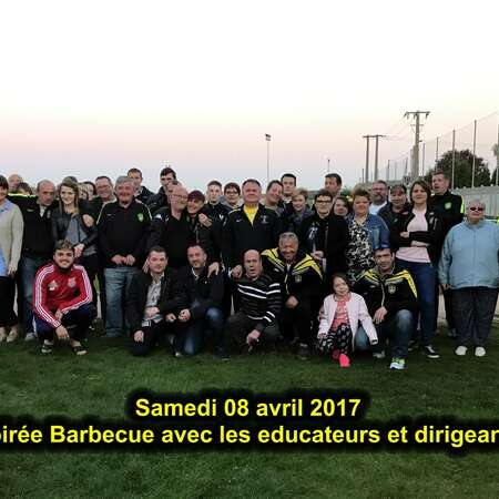 BARBECUE DU 08 AVRIL 2017