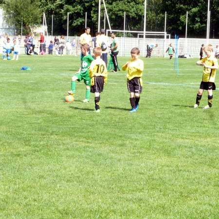 JOURNEE NATIONALE U6 / U7 à OIGNIES le 10 juin 2017